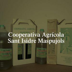 COOPERATIVA AGRÍCOLA MASPUJOLS